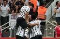 Corinthians não deu chances ao Danubio nesta quarta-feira