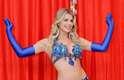 Karina Bacchi foi a campeã da primeira edição da Dança dos Famosos, em 2005. Naquela época, a competição teve apenas seis participantes