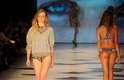 Com o tema Sea of Love, a Triya, que migrou do Fashion Rio para o SPFW, desfilou o amor improvável entre uma sereia e um surfista ao encerrar o segundo dia da semana de moda na capital paulista