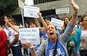 Na 23ª edição da Marcha para Jesus, fieis pedem fim da prostituição, corrupção, miséria no Brasil.