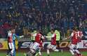 Paraguai elimina Brasil nas penalidades máximas