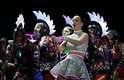 Katy Perry foi a responsável pelo encerramento do Rock in Rio, com um espetáculo cheio de energia e uma cenografia impecável, na madrugada desta segunda-feira (28)
