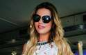Anelisa Barreira, 35, blogueira, usa bolsa Jo de Paula