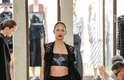 Desfile da Giuliana Romanno no sexto dia de São Paulo Fashion Week