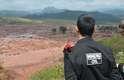 Duas barragens pertencentes à mineradora Samarco se romperam na tarde dessa quinta-feira (5), no distrito de Bento Rodrigues, zona rural a 23 quilômetros de Mariana, em Minas Gerais, e inundaram a região com lama, rejeitos sólidos e água usados no processo de mineração