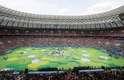 Veja fotos da cerimônia de abertura da Copa de 2018