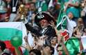 Torcedores do México presentes na estreia da seleção contra a Alemanha