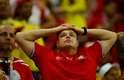 Torcedor polonês não acredita em mais uma derrota da Polônia na Copa do Mundo