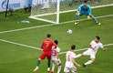 Cristiano Ronaldo arrisca chute