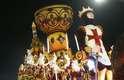"""A Império de Casa Verde foi campeã em 2016 com o desfile """"Império dos Mistérios""""."""
