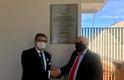Embaixada da Itália recebeu certificado Lixo Zero nesta segunda-feira (12)