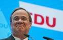 Armin Laschet foi o indicado pelas siglas CDU e CSU para tentar a sucessão de Merkel em setembro