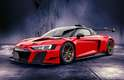 Audi R8 LMS GT2 Vermelho Misano.