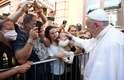 Papa Francisco visita comunidade cigana em Kosice, Eslováquia