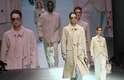 Emporio Armani comemora 40 anos com desfile em Milão