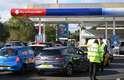 Crise da gasolina afeta diversos postos do Reino Unido