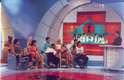 Década de 2000 - Um programa que marcou sua carreira recente foi o 'Casa dos Artistas', que contou com quatro edições e foi um dos primeiros reality shows de sucesso no País. Foto de 18 de fevereiro de 2002.