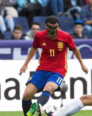 Espanha massacra Coreia do Sul em amistoso pré-Euro