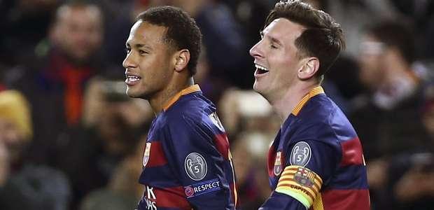 Mais um show! Barça goleia Roma no Camp Nou por 6 a 1