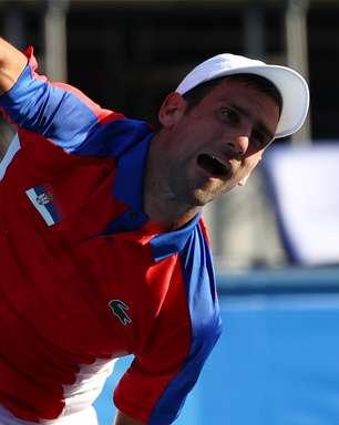 Jogos Olímpicos: Djokovic sugere atrasar início da rodada