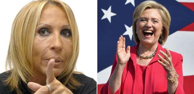 Laura Bozzo pide ayuda a Hillary Clinton para regresar a EUA
