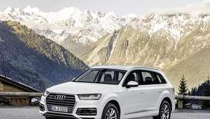 Audi Q7 y el Audi A6 Avant ganadores del