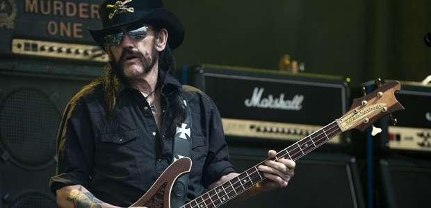 Motörhead suspende concierto: su vocalista dice 'no puedo'