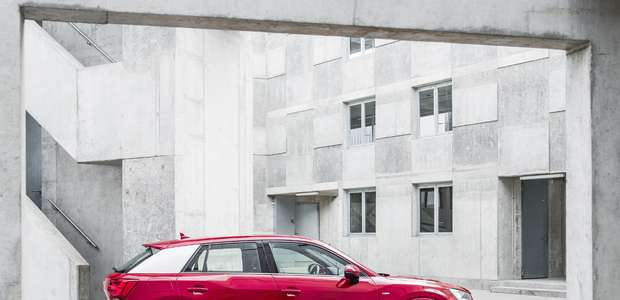 Audi Q2, con lo mejor de dos mundos