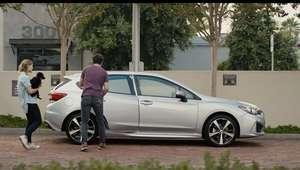 Subaru lanza su campaña para el nuevo Impreza 2017
