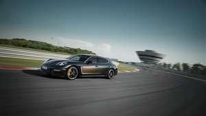 Porsche Panamera, el estreno de esta temporada