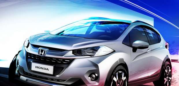 Crece la expectación por conocer el nuevo Honda WR-V