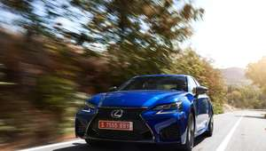 Lexus F Sport 2017 tendrá Suspensión Variable Adaptativa