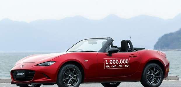 Mazda anuncia fechas de la Gira de Celebración Millón de ...