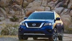 Nissan anuncia los precios de la Pathfinder 2017 para EE UU