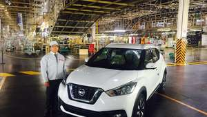 Nissan Kicks comienza su producción en Aguascalientes A1