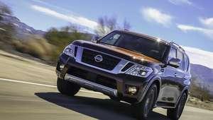Nissan Armada, la SUV que gana el premio de Autotrader