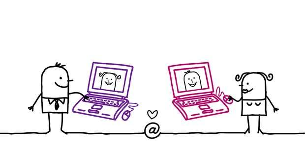 Los millenials también se atreven a buscar el amor online