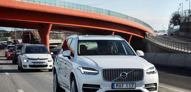 Volvo y Uber unen esfuerzos para desarrollar vehículos ...