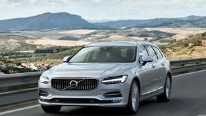 Volvo Cars inicia la producción en serie del primer V90