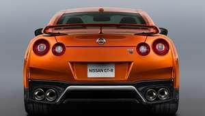 Nissan GT-R 2017, listo para Festival de la Velocidad