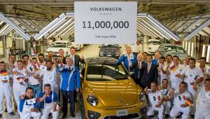Un Beetle Dune marca un hito en la historia de VW en México