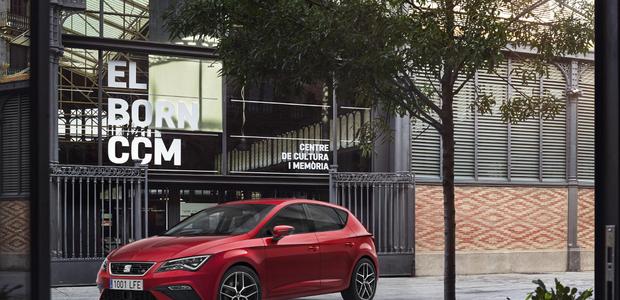 Nuevo SEAT León estrena diseño
