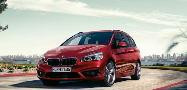Te presentamos el BMW Serie 2 Gran Tourer