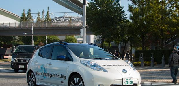 Nissan por el futuro de la Movilidad Inteligente en Europa
