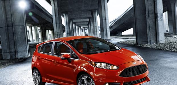 Ford Fiesta: uno de los 10 autos más cool del año