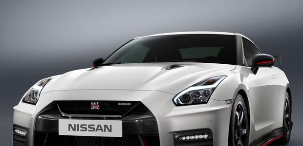 Nissan presenta el nuevo GT-R NISMO 2017