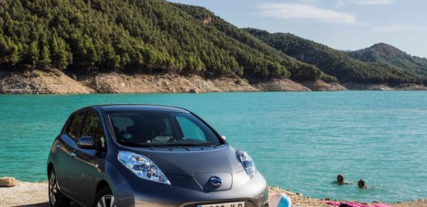 Nissan LEAF, de viaje por Europa