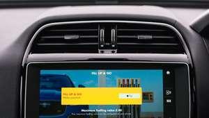 Jaguar y Shell lanzan primer sistema de pago desde el auto