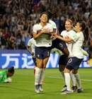 Brasil é derrotado pela França e dá adeus à Copa feminina