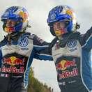 Ogier e Ingrassia logran cuarto título WRC con Volkswagen